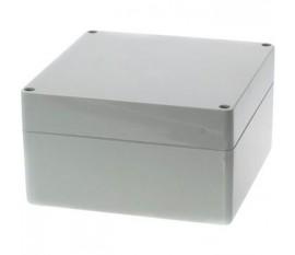 Boîtier plastique 160 x 160 x 90 mm gris clair PC IP 65