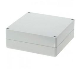 Boîtier plastique 160 x 160 x 60 mm gris clair PC IP 65