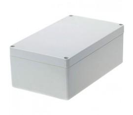 Boîtier plastique 120 x 200 x 75 mm gris clair PC IP 65