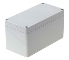 Boîtier plastique 80 x 160 x 85 mm gris clair PC IP 65