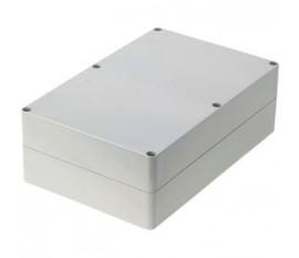 Boîtier plastique 146 x 222 x 75 mm gris clair PC IP 65