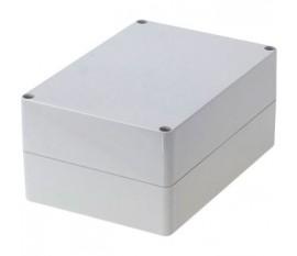 Boîtier plastique 121 x 171 x 80 mm gris clair PC IP 65