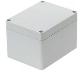 Boîtier plastique 90 x 115 x 80 mm gris clair PC IP 65