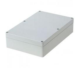 Boîtier plastique 146 x 222 x 55 mm gris clair PC IP 65