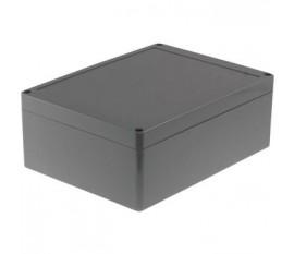 Boîtier plastique 150 x 200 x 75 mm gris foncé ABS IP 65