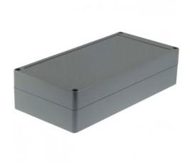 Boîtier plastique 120 x 240 x 60 mm gris foncé ABS IP 65