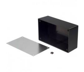 Desktop enclosure noir 151 x 90 x 50.9 mm ABS