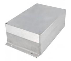 Boîtier métallique, Aluminium, 146 x 222 x 82 mm, Alliage d'aluminium / ADC12, IP 65