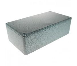 Boîtier métallique, gris, 82 x 152 x 50 mm, Fonte d'aluminium, IP 54
