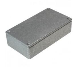 Boîtier métallique, gris, 62 x 112 x 31 mm, Fonte d'aluminium, IP 54