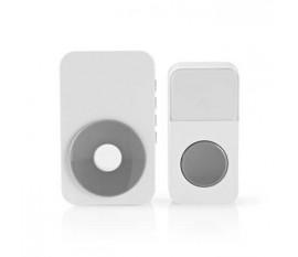 Kit pour sonnette sans fil | Alimentation sur Secteur | 36 mélodies