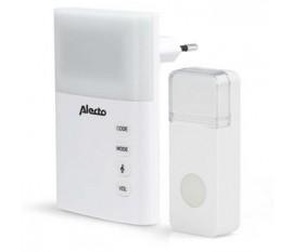 Sonette sans fils alimentation secteur 36 Melodies / Indicateur LED Blanc