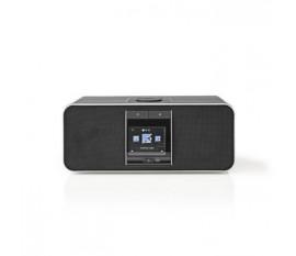 Radio Internet Wifi | 42 W | DAB | FM | Bluetooth® | Noir