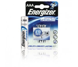 Pile au lithium AAA 1.5 V Ultimate 2-Blister