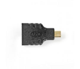 Adaptateur HDMI™ | Mini-Connecteur HDMI - HDMI Femelle | Noir