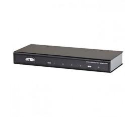 4-Port Splitter HDMI Noir