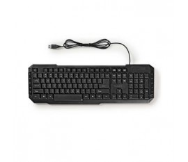 Clavier filaire USB | Touches Multimédias | US International