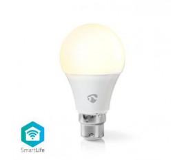 Ampoule LED Intelligente Wi-Fi | Blanc Chaud | B22