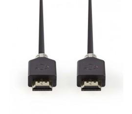 Câble HDMI™ Haute Vitesse avec Ethernet | Connecteur HDMI™ - Connecteur HDMI™ | 2,0 m | Anthracite