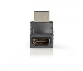 Adaptateur HDMI™ | Connecteur HDMI™ Coudé à 270° - HDMI™ Femelle