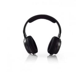 Casque sans Fil | Fréquence radio (RF) | Tour d'oreille | Noir