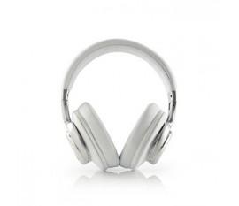 Casque sans Fil | Bluetooth® | Tour d'oreille | Réduction de Bruit Active (ANC) | Blanc
