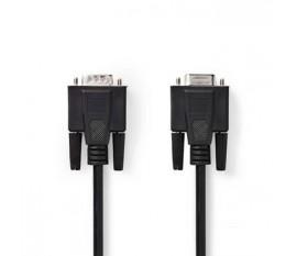 Câble VGA | VGA Mâle - VGA Femelle | 3,0 m | Noir