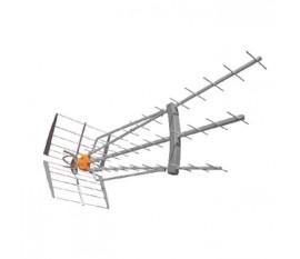 DVB-T/T2 Antennes extérieures 47 dB UHF