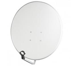 Paraboles Satellites 80 cm 39.8 dB Gris