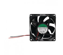 Ventilateur axial DC 80 x 80 x 25 mm