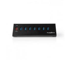 Hub USB   8 Ports   Alimentation USB 3.0   QC3.0   5 Gbit/s