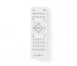 Télécommande de remplacement | Compatible avec : RDIN2000WT / RDIN2500WT | Blanche