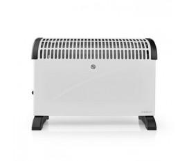 Chauffage àConvection | 2000 W | Nombre de réglages de chaleur: 3 | Thermostat réglable | Poignée (s) intégrée (s) | Blanc