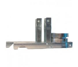 Support de toit pour parabole 5 m / 30-50 mm