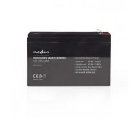 Pile rechargeable plomb-acide | Plomb-acide | Rechargeables | 12 V | 7200 mAh | 151 mm | 65 mm | 95 mm