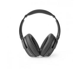 Over-Ear sans fil | Temps de lecture de la batterie: Jusqu'à 24 heures | Microphone intégré | Control de pression | Réduction de bruit | Contrôle du Volume | Housse de voyage incluse