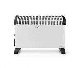 Chauffage àConvection | 2000 W | 3 Réglages de Chaleur | Fonction minuterie | Thermostat réglable | Poignée (s) intégrée (s) | Blanc
