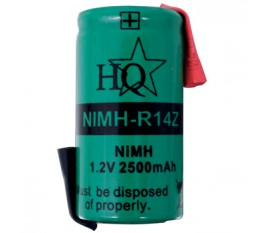 Batterie rechargeable Ni-MH 1.2 V 2500 mAh 1-Pack