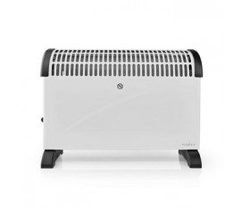 Chauffage àConvection | 2000 W | 3 Réglages de Chaleur | Thermostat réglable | Poignée (s) intégrée (s)