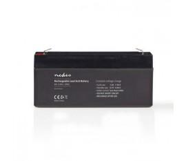 Pile rechargeable plomb-acide | Plomb-acide | Rechargeables | 6 V | 3200 mAh | 134 mm | 35 mm | 61 mm