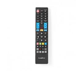 Télécommande de remplacement | Convient à: Samsung | Fixe | Nombre d'appareils: 1 | Bouton Netflix / Bouton Smart Hub | Infrarouge | Noir