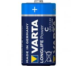 Pile alcaline C 1.5 V High Energy 2-Blister