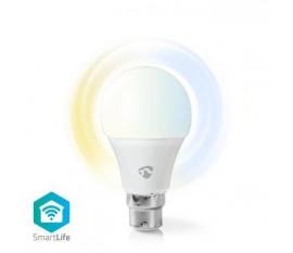 Ampoule SmartLife | Wi-Fi | B22 | 800 lm | 9 W | Blanc Chaud / Blanc Froid | 2700 - 6500 K | Classe énergétique: A+ | Android™ & iOS | Diamètre: 60 mm | A60