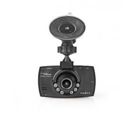 """Caméra Embarquée   1080p@30fps   12.0 MPixel   2.7 """"   LCD   Capteur de stationnement   Détection de mouvement   Gris foncé"""