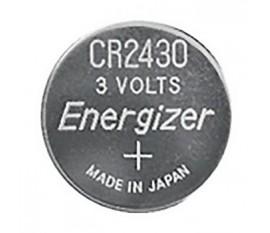 Pile bouton au Bouton Lithium CR2430 3 V 2-Blister