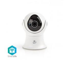 Caméra extérieure SmartLife | Wi-Fi | Full HD 1080p | IP65 | Cloud / 16 Go interne | 12 VDC | Avec capteur de mouvement | Vision nocturne | Android™ & iOS | Blanc