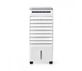 Refroidisseur aéromobile | Capacité du réservoir d'eau: 5 l | 3 Vitesses | 215 m³/h | Oscillation | Télécommande | Minuterie d'arrêt | Fonction ionisante