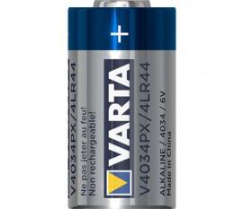 Pile alcaline 4LR44 6 V 1-Blister