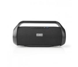 Boombox de Fête | 6 Heures d'Autonomie | Bluetooth® | TWS | Bandoulière | Noire