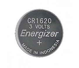Pile bouton au Bouton Lithium CR1620 3 V 1-Blister